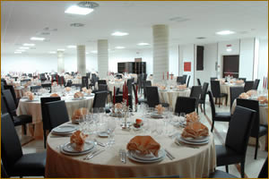 Ristorante dell''His Majesty Hotel Alberobello Bari